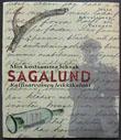 Sagalund - Min kostsamma leksak -kirjan kansikuva